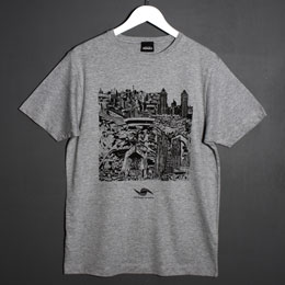 Limited Edition - LNOE City T-Shirt (Grey)