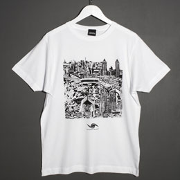 Limited Edition - LNOE City T-Shirt (White)